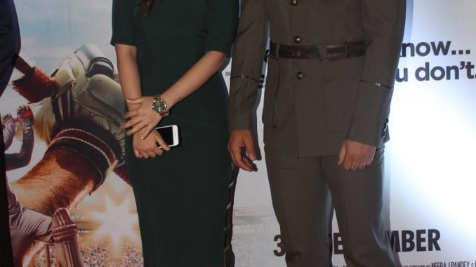 Sakshi, Mahendra Singh Dhoni