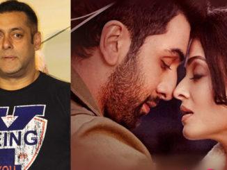 Salman Khan; Ranbir Kapoor and Aishwarya Rai Bachchan in Ae Dil Hai Mushkil