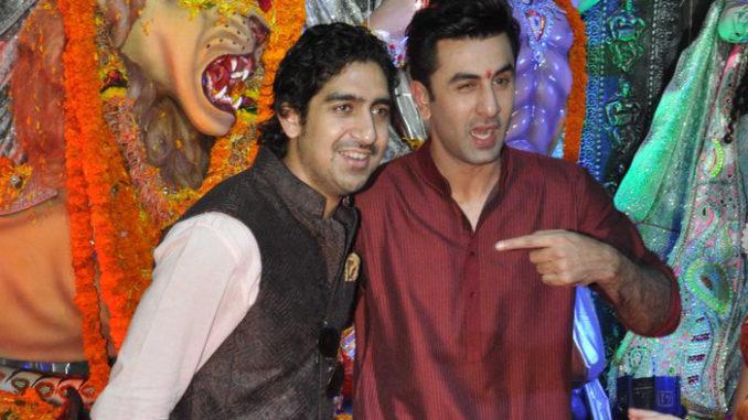 Ayan Mukerji, Ranbir Kapoor