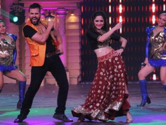 Bakthiyar Irani, Sanjeeda Sheikh performing together
