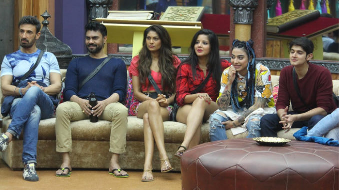 Bigg Boss 10 celebrity contestants gather together on Day 2