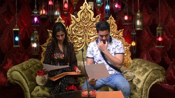 Priyanka Jagga, Karan Mehra get an emotional surprise on the occassion of Karwa Chauth