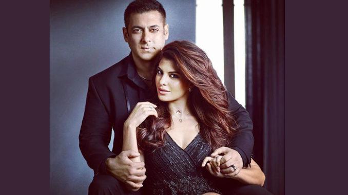 Salman Khan, Jacqueline Fernandez. Image Courtesy: Instagram