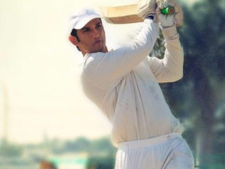 Sushant Singh Rajput in MS Dhoni - The Untold Story