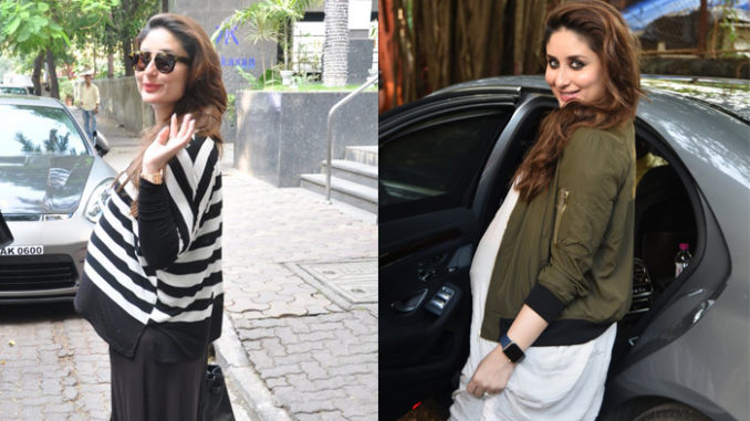 Kareena Kapoor Khan's public appearances during her pregnancy