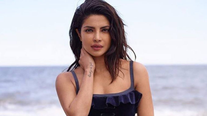 Priyanka Chopra. Image Courtesy: Facebook