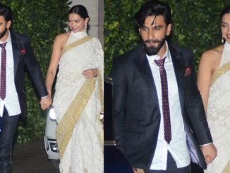 Ranveer Singh, Deepika Padukone exit from Ambani's party