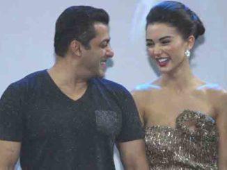 Salman Khan, Amy Jackson at 2.0 launch