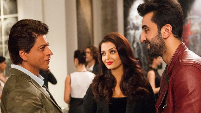 Image result for SRK in Ae Dil Hai Mushkil;