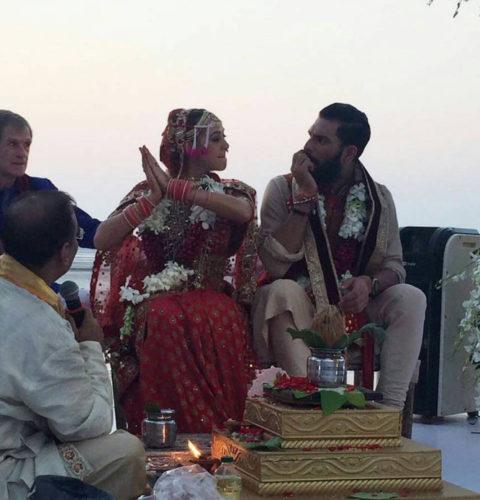 Image result for yuvraj-singh-wedding-at-goa
