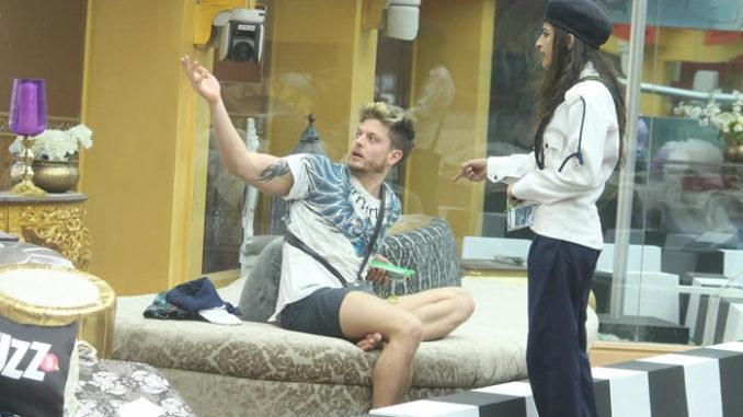 Priyanka gets into an argument with Jason