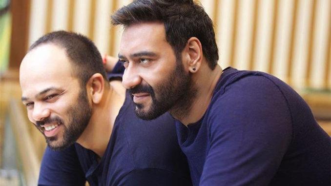 Rohit Shetty, Ajay Devgn