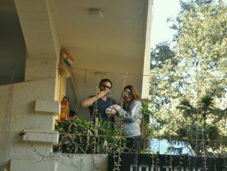 Saif Ali Khan, Kareena Kapoor Khan with baby Taimur