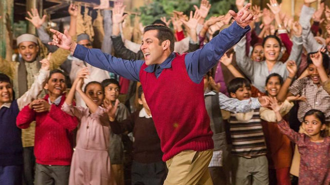 Salman Khan in Tubelight
