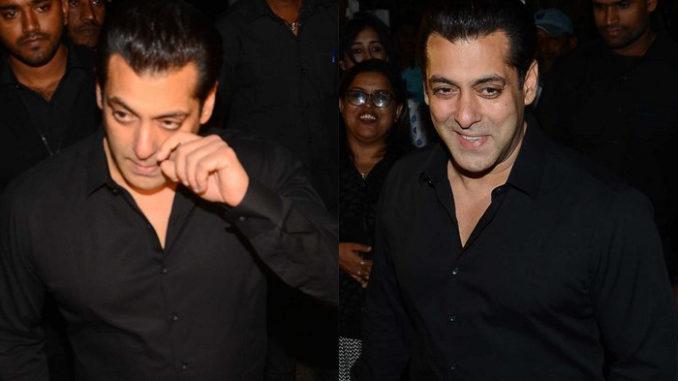 Salman Khan on his birthday