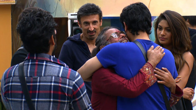 Swamiji returns to the Bigg Boss house