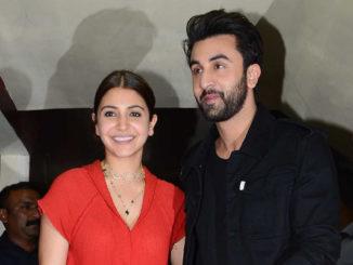 Anushka Sharma, Ranbir Kapoor
