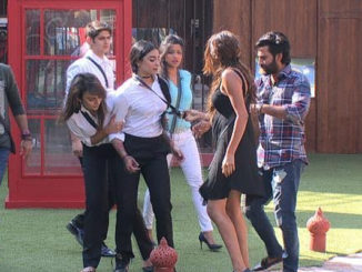 Bani and Lopa have a major showdown