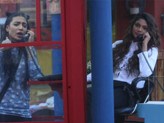 Bani makes a call to Lopa