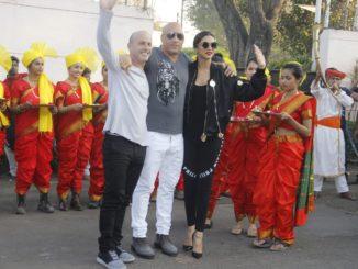 DJ Caruso, Vin Diesel, Deepika Padukone