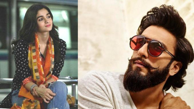 Alia Bhatt, Ranveer Singh
