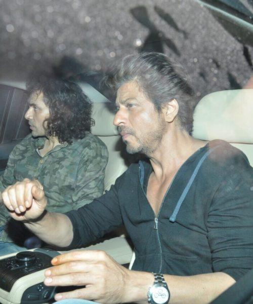 Imtiaz Ali, Shah Rukh Khan