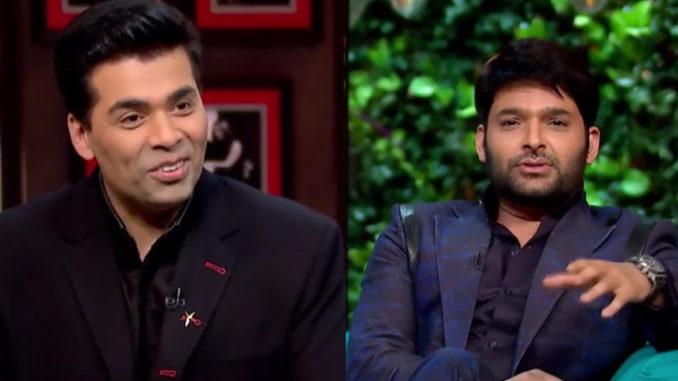 Kapil Sharma on Koffee With Karan 5