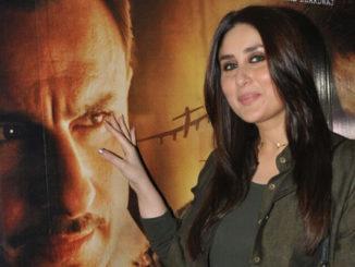 Kareena Kapoor at Rangoon screening