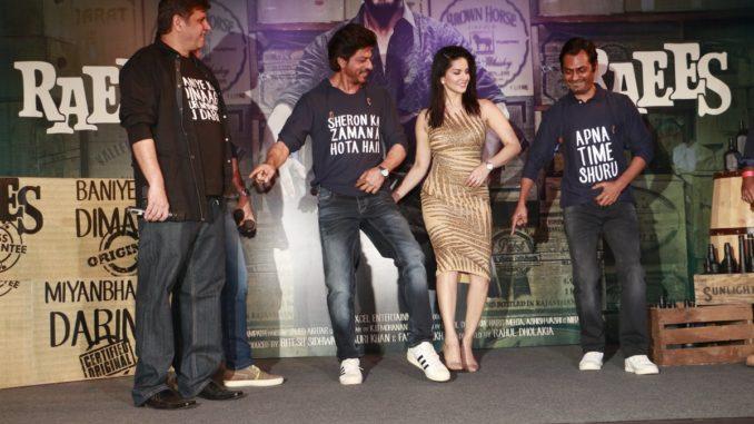 Rahul Dholakia, Shah Rukh Khan, Sunny Leone, Nawazuddin Siddiqui
