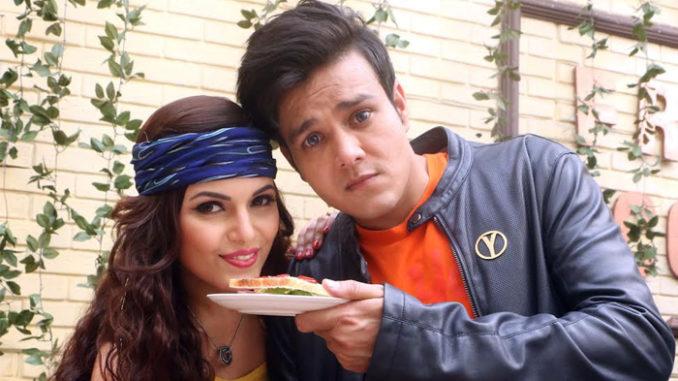 Anirudh Dave and Shubhi Ahuja