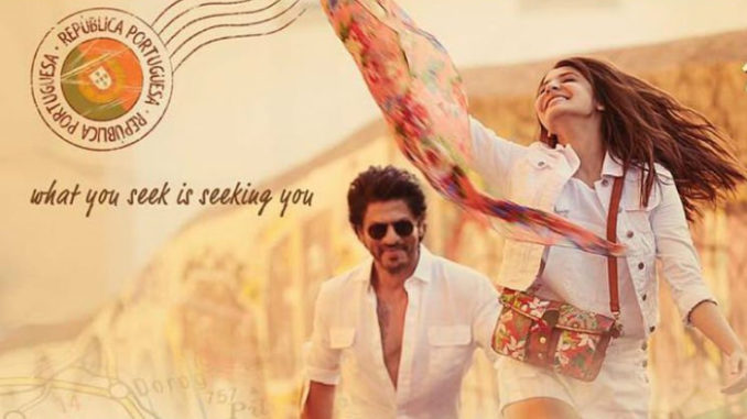 Shah Rukh Khan, Anushka Sharma in Imtiaz Ali's film