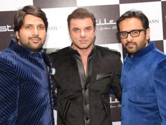 Sohail Khan with Gulam & Ali