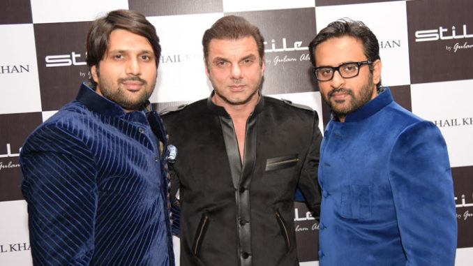Sohail Khan with Gulam & Ali