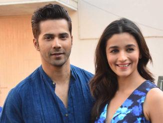 Varun Dhawan, Alia Bhatt