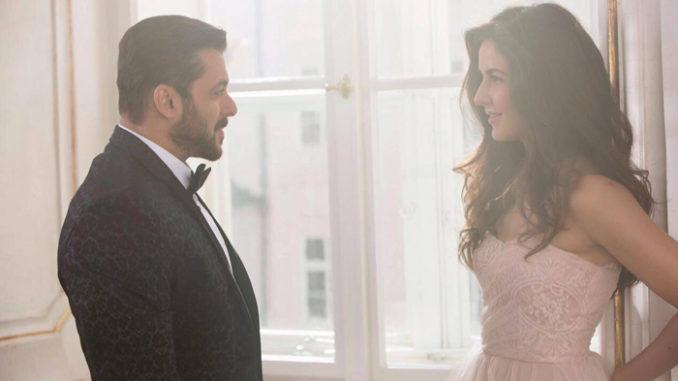 Salman Khan, Katrina Kaif in Tiger Zinda Hai