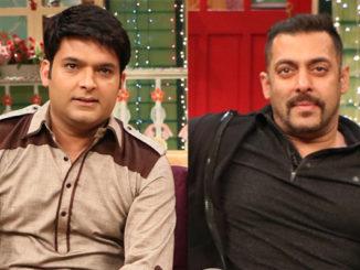 Salman Khan on The Kapil Sharma Show