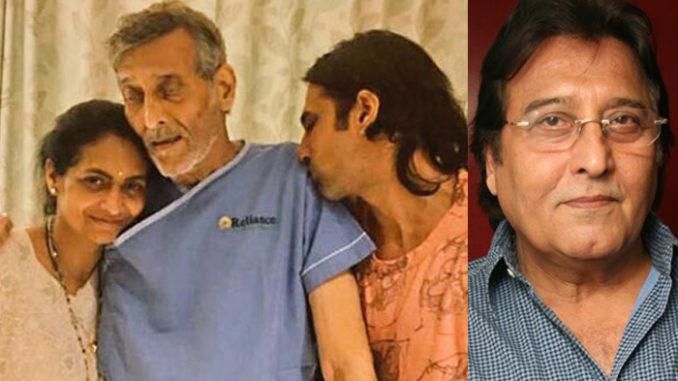 Vinod Khanna (R), picture which went viral