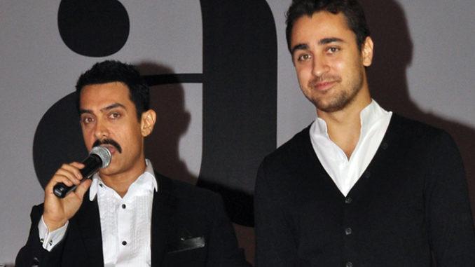 Aamir Khan, Imran Khan