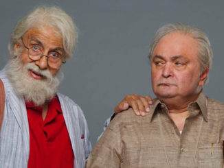 Amitabh Bachchan, Rishi Kapoor in 102 Not Out