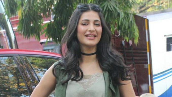 Shruti Hasaan