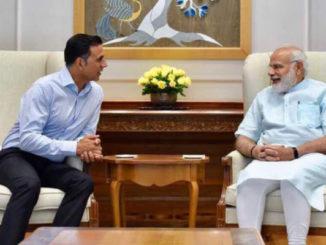 Akshay Kumar, PM Narendra Modi