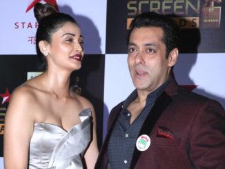 Daisy Shah, Salman Khan