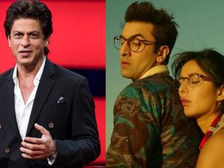Shah Rukh Khan, Jagga Jasoos