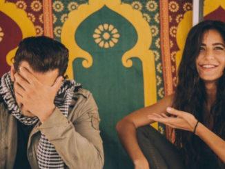 Salman Khan, Katrina Kaif on the sets of Tiger Zinda Hai in Morocco