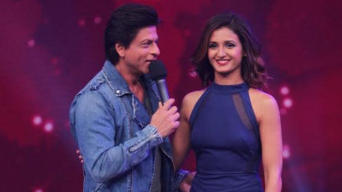 Shah Rukh Khan with Shakti Mohan on Dance+ season 3