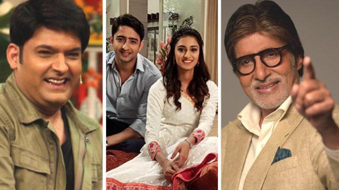 Kapil Sharma, Kuch Rang Pyaar Ke Aise Bhi, Amitabh Bachchan