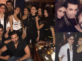 Kareena Kapoor Khan's birthday bash. Image Courtesy: Instagram