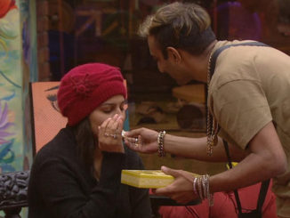 Diwali celebrations in the Bigg Boss house