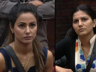 Hina and Sapna in Bigg Boss 11