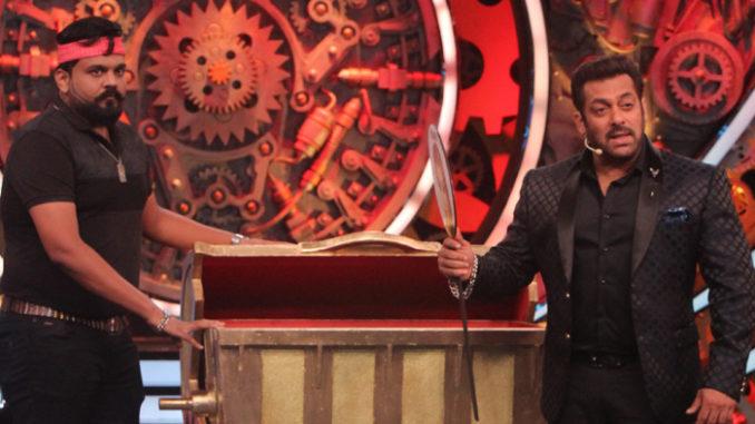 Salman Khan and Jallaad